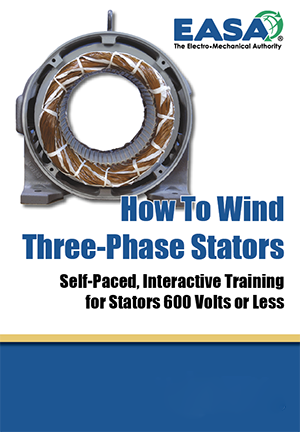How to Wind Three-Phase Stators - cover